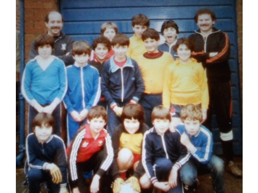 1981-82 Sunnybank Celtic Juniors