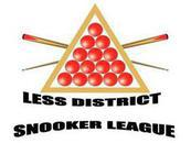 Long Eaton, Stapleford & Sandiacre District Snooker League Logo