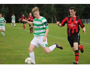Westport United v Castlebar Celtic