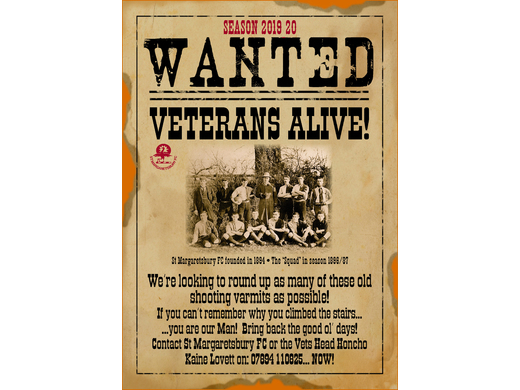 Vets poster
