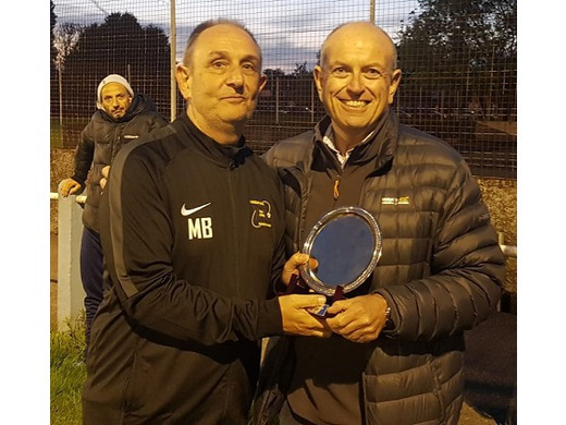 MJSL Sporting Manager of the Year 2017-18 : Mike Bloomberg