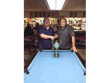 Champions KO Finalists Jon Luke & JJ Faul