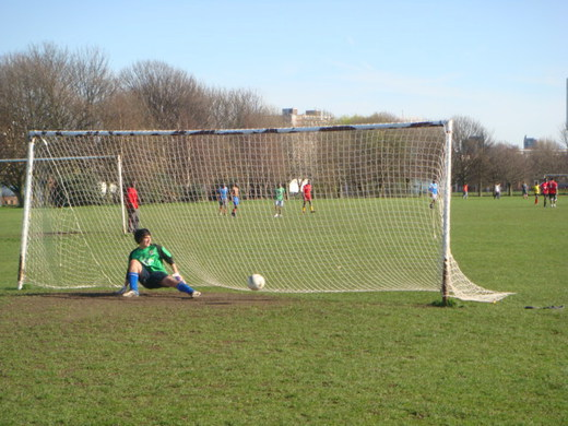2011-12 Seven a Side (Republic winning penalty)