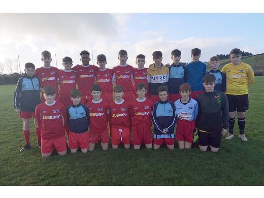 West Cork U14 defeat North Tipp