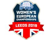 Women's European Championships 2019 - Logo