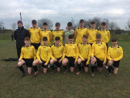 Lyre Rovers U16 - Season 2017-18
