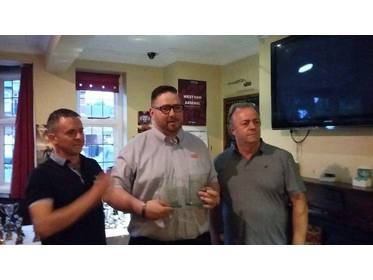 2015-16 DOUBLES WINNERS, DAVE HOOD & KARL NUNN
