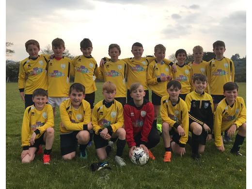 Castlelack U12 - 2019 Season