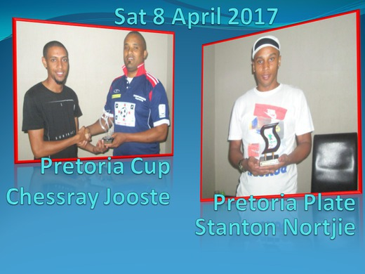 PRETORIA CUP & PLATE SECTIONS