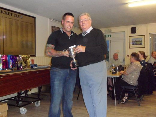 Rejects - league knock out cup winners