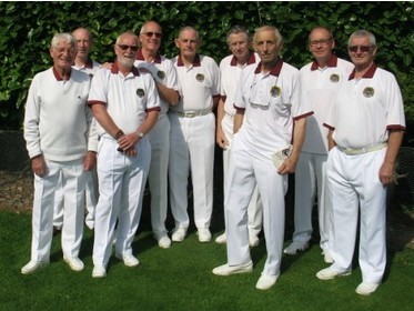 2015 - Division B Runners Up - Witham A
