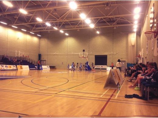 N. Ireland U14 Girls 36-61 Dublin U14 Girls