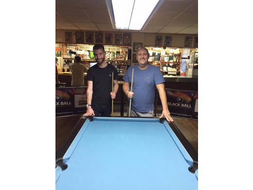 Swinton Pool Hall Singles League
