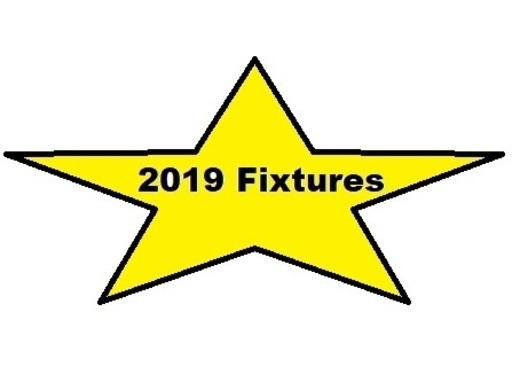Fixtures & Meetings for season 2019