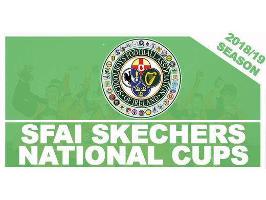 SFAI Sketchers National Cup Regions Semi Finals Saturday 9th February