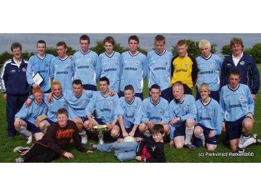 U16 Shield 2003/04