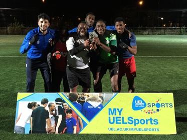 5-a-side Football Tournament 2 Winners
