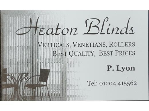 Heaton Blinds