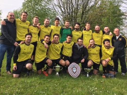 2016-17 Haroldeans - MJSL Premier Division Champions