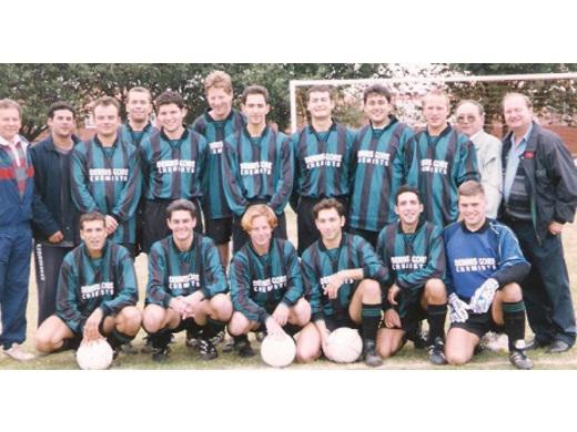 1990-91 Sunnybank Celtic