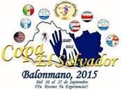 Copa El Salvador 2015 - Logotipo