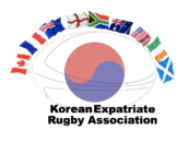 KERA - Korean Expat Rugby Association - Logo