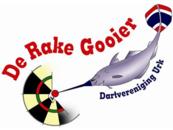 """Dartvereniging Urk """"De Rake Gooier"""" - Logo"""