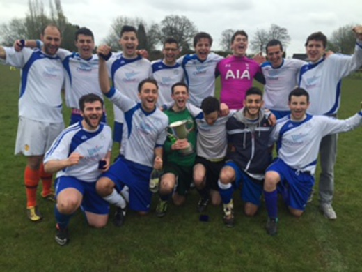 2015-16 Oakhill - MJSL Champions