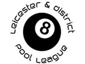 Leicester District Pool League - Logo