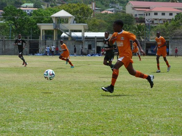 St. Andrews North vs St. Georges South