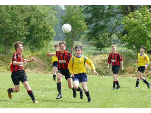 Lyre Rovers v Bunratty United U13 Div1 - June 2018
