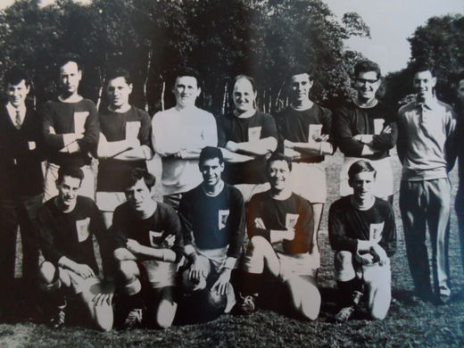 1967-68 Prestwich Casuals 2nd