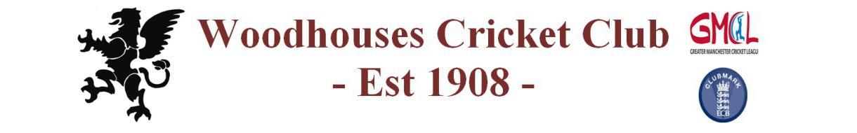 Woodhouses Cricket Club