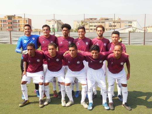 Defensor Lima FC Subcampeón 2017.