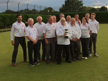 Lacon Cup Winners 2017 - Potter Heigham