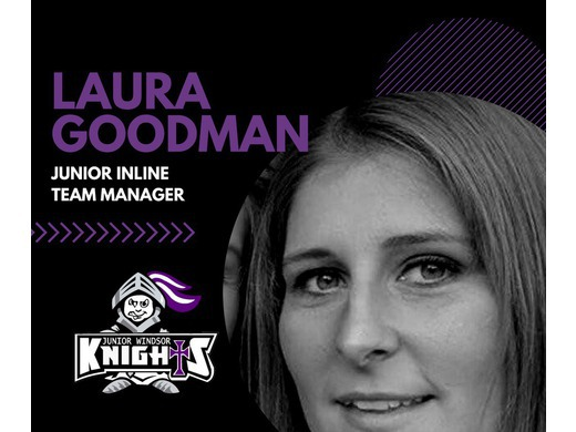Welcome - Laura Goodman - Junior Inline Team Manager / Child Protection Officer