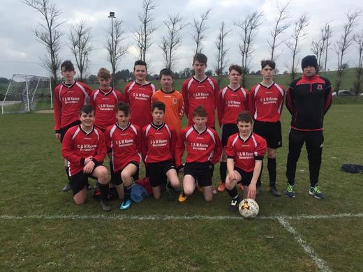 Drinagh Rangers U16 - Season 2017-18