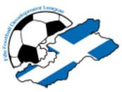 Fife Football Development League Logo