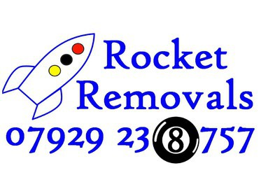 Rocket Removals - Main Sponsor