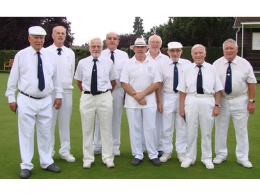2014 - Division B Runners Up - Castle Hedingham A