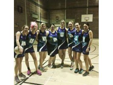Huge congratulations to Stone Hummingbirds - Division 2 winners 2018