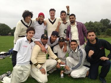Stoke Newington CC: NELCL Champions 2013