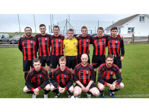 Iorras Aontaithe side that drew 5-5 with Ballyheane