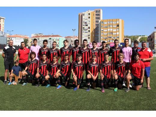 SC Olhanense - Equipa de Iniciados A - Época 2017 / 2018