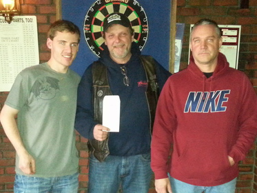 2015 WDL Doubles B3-C1-C2 4th Place: Dan Leatham, Kevin Froment