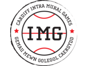 Cardiff University IMG 7-a-side Football - Logo