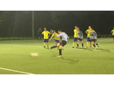 Reich Master penalty* v Maccabi Blue - Sept 19