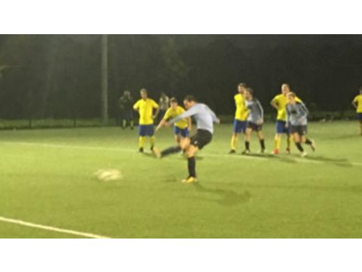 Reich Master penalty* v Maccabi Blue - Sept 19