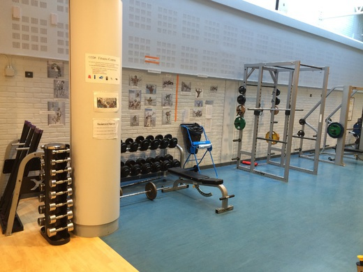 nsb gym