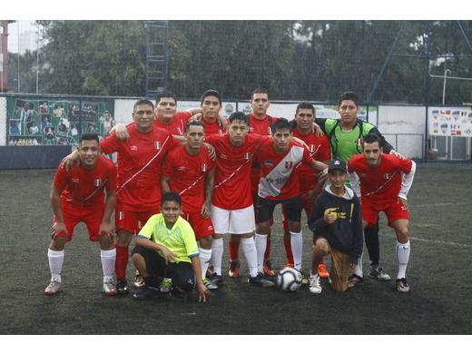 Seleção Peru